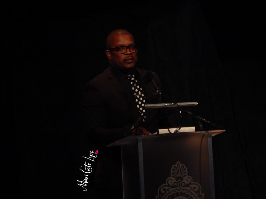 Richard Wright Gala Dr. Marco Clark