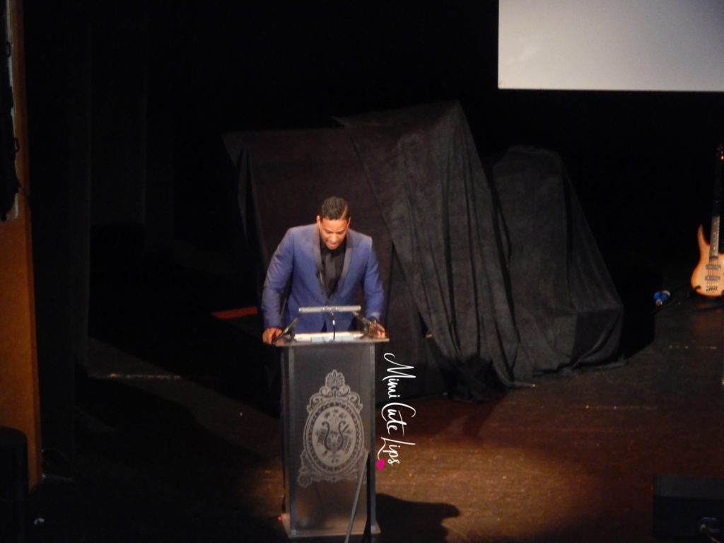 Richard Wright Gala Laz Alonso