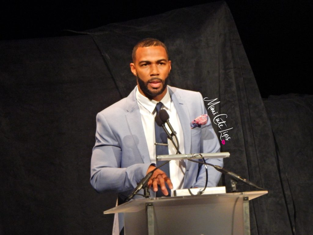 Richard Wright Gala Omari Hardwick aka Ghost