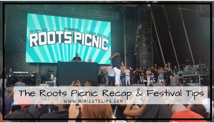 The Roots Picnic Recap & Festival Tips