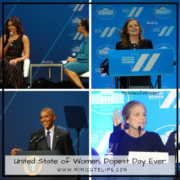 United State of Women, Dopest Day Ever #StateofWomen
