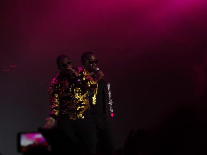 Essence Festival Recap Bad Boy Reunion Mase & Diddy Sean Combs