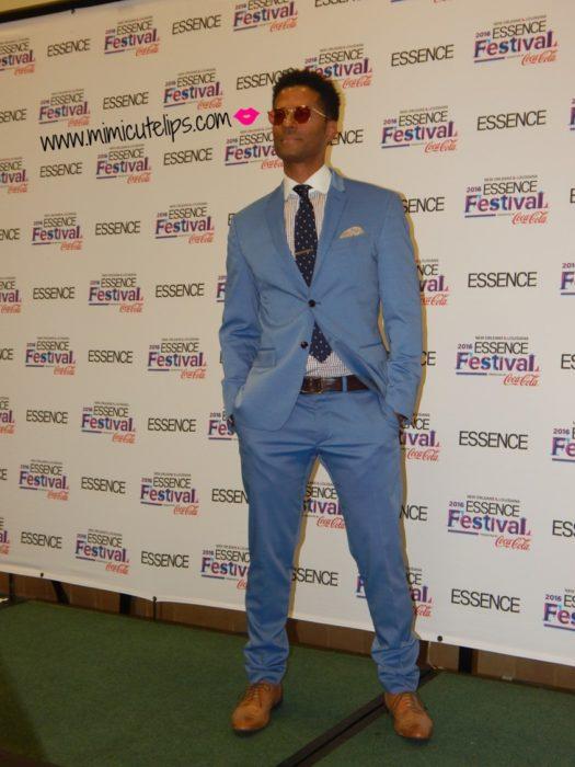 Essence Festival Recap Eric Benet