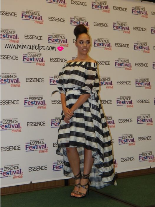 Essence Festival Recap Grace Gibson