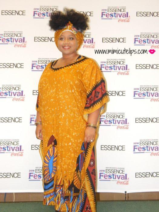 Essence Festival Recap La'Porsha Renae