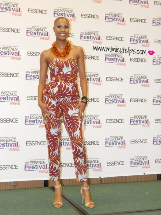 Essence Festival Recap LaTice Crawford
