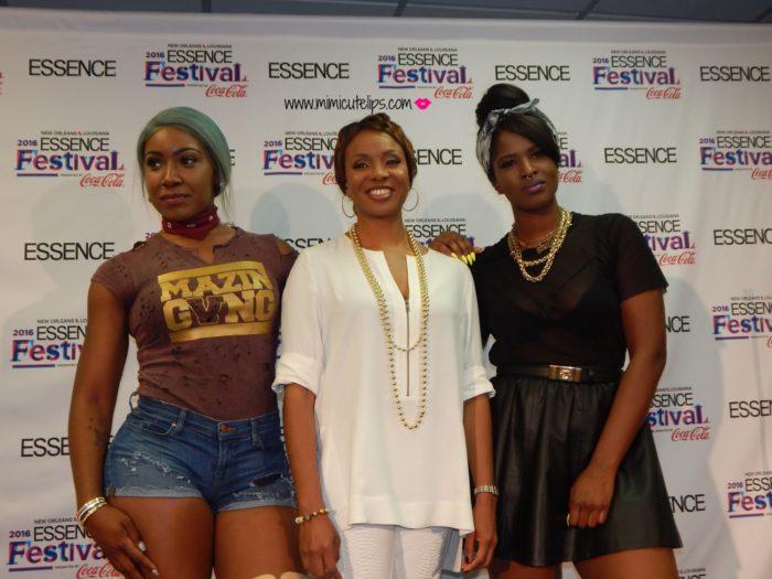 Essence Festival Recap McLyte