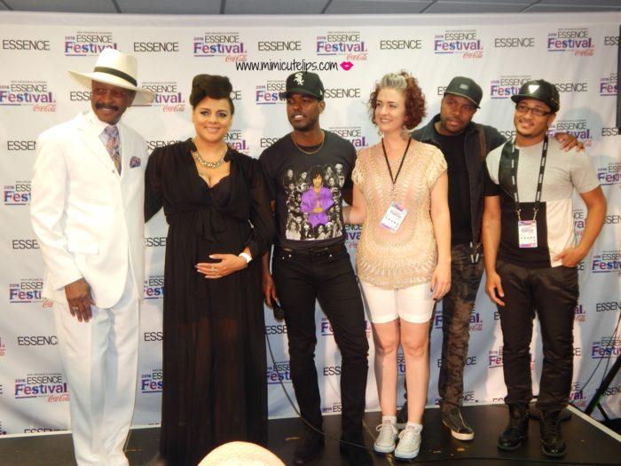 Essence Festival Recap Prince Tribute