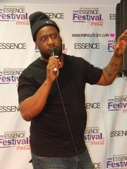 Essence Festival Recap Robert Glasper