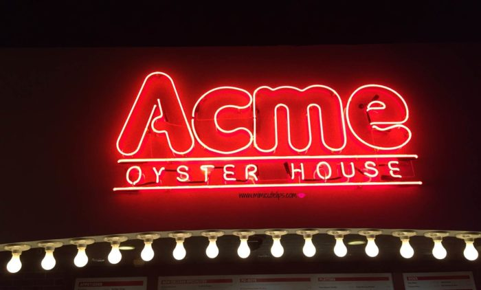 New Orleans Eats Acme Oyster House Best Places to Eat in New Orleans