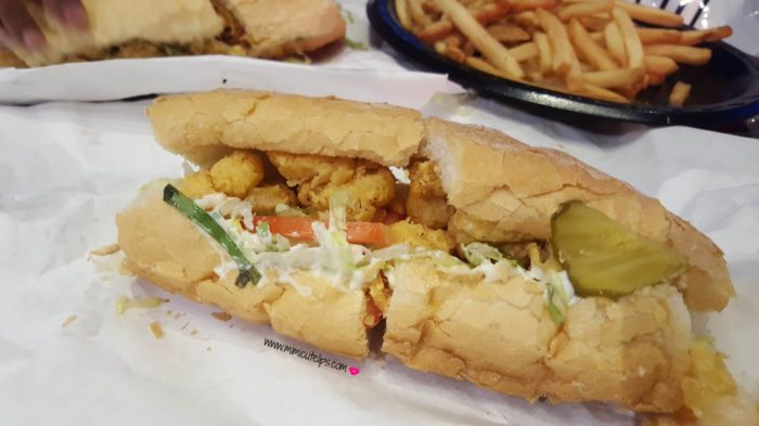 New Orleans Eats Acme Shrimp Po Boy Best Places to Eat in New Orleans