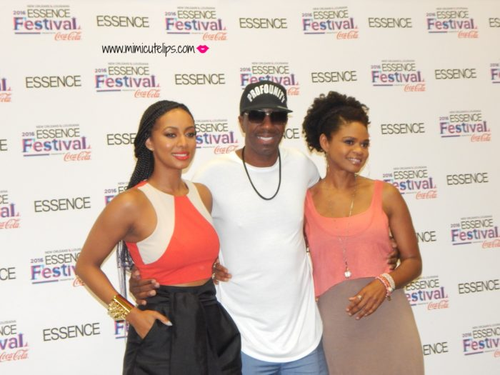 New Orleans Essence Festival 2016 J.B. Smoove Kimberly Elise Keri Hilson Almost Christmas