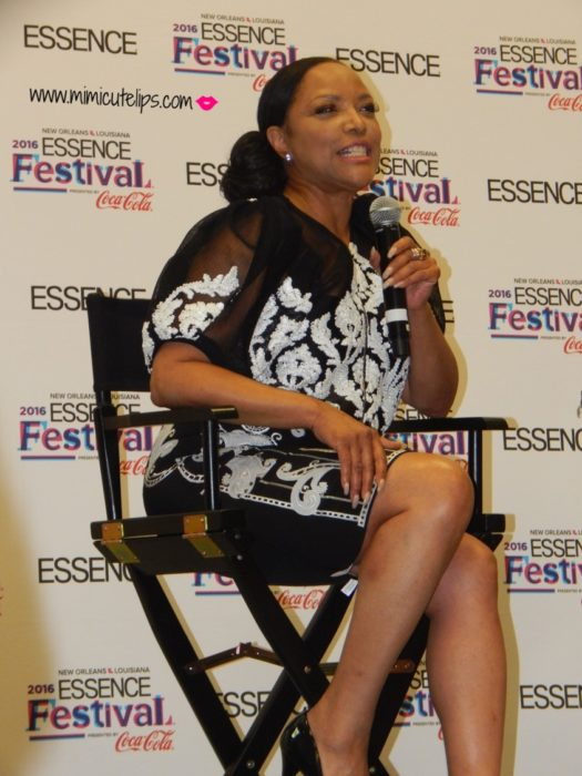 New Orleans Essence Festival 2016 Lynn Whitfield