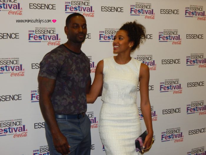 New Orleans Essence Festival 2016 Pitch Mo McRae