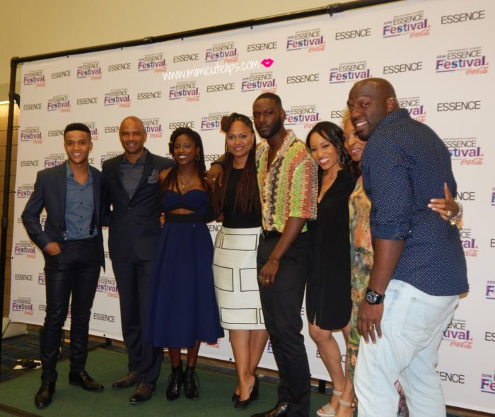 New Orleans Essence Festival 2016 Queen Sugar