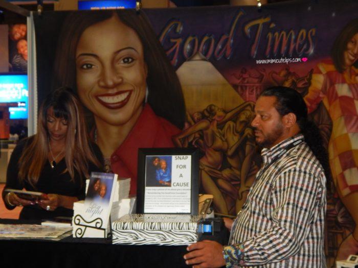 New Orleans Essence Festival 2016 BernNadette Stanis Thelma Good Times