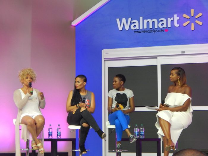 New Orleans Essence Festival 2016 Kim Fields, Beverly Bond, Luvvie Ajayi, Tai Beauchamp