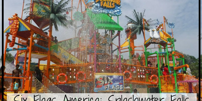 Six Flags America Splashwater Falls, Hurricane Harbor