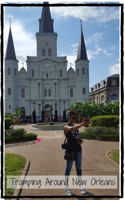 TRAMPING AROUND THE 504 (NEW ORLEANS)
