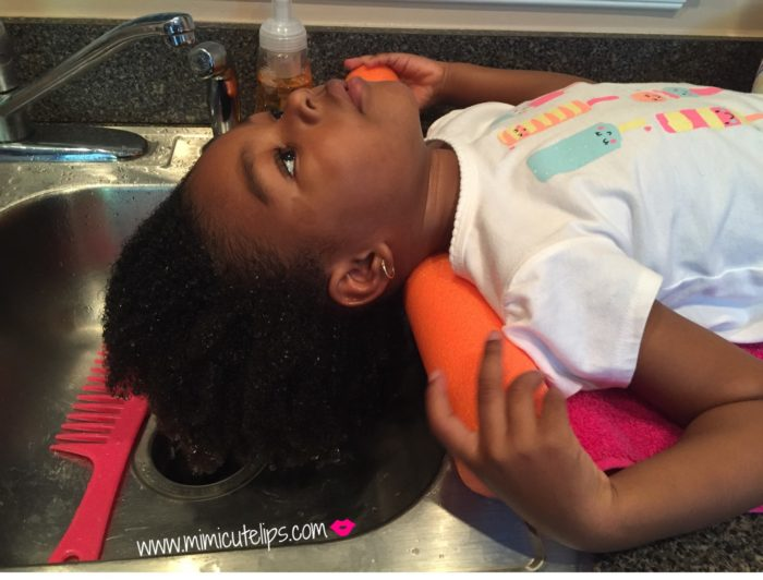 Kids natural hairstyles