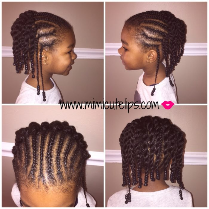 natural hairstyles for kids 10