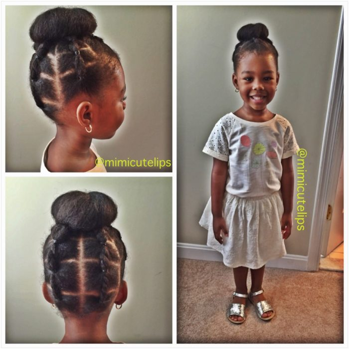 Natural Hairstyles for Kids. Vol. II - MimiCuteLips