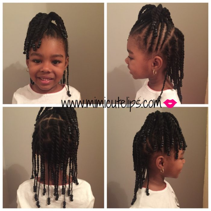 natural hairstyles for kids 9