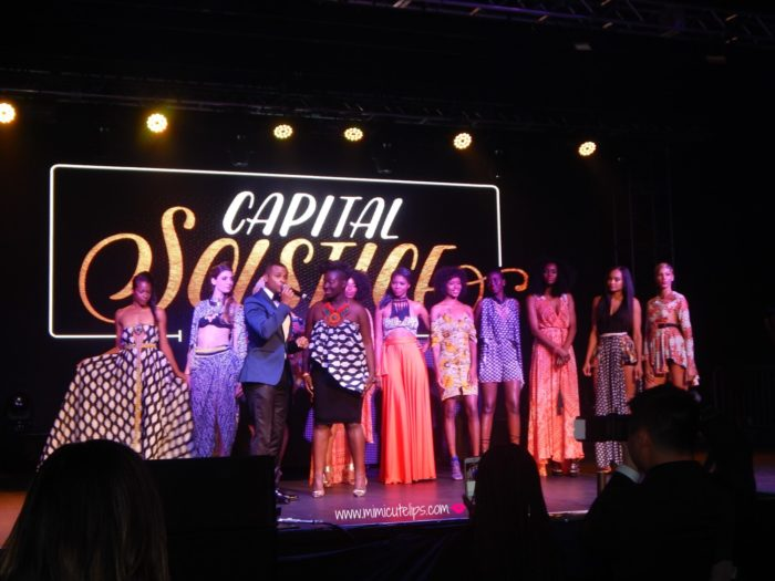 Capital Solstice DCKorto Momolu Fashion