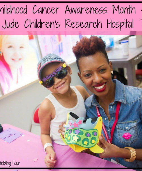 Childhood Cancer Awareness Month with St. Jude #StJudeBlogTour_edited