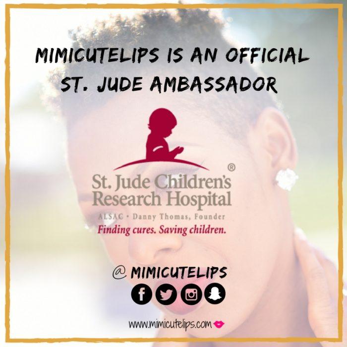 St Jude Ambassador