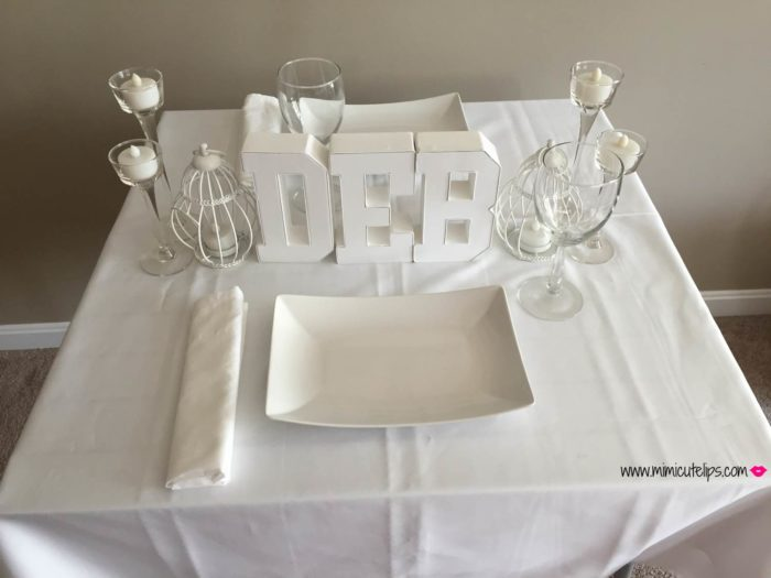 tips for diner en blanc