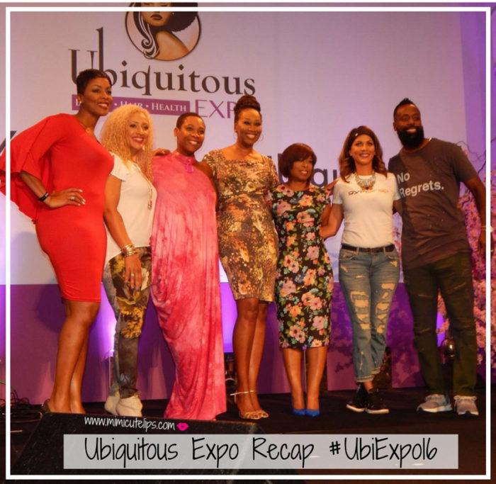 Ubiquitous Expo Recap #UbiExpo16