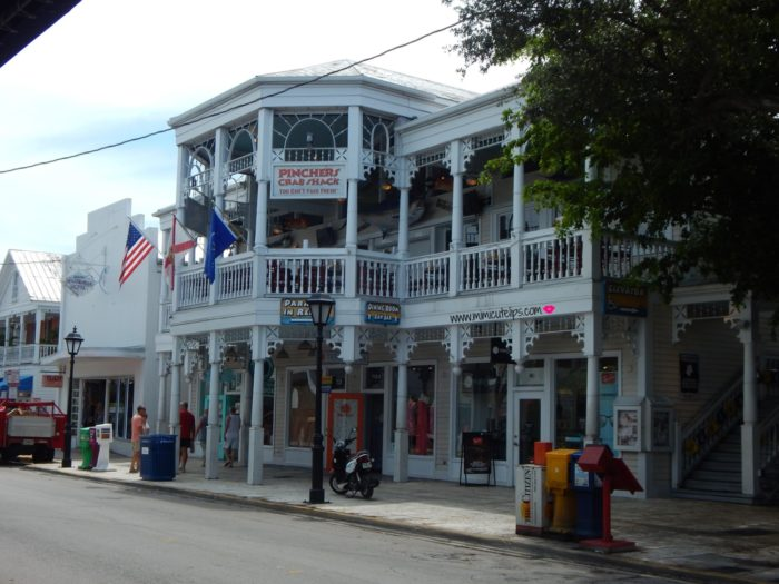 best places to eat key west Pinchers