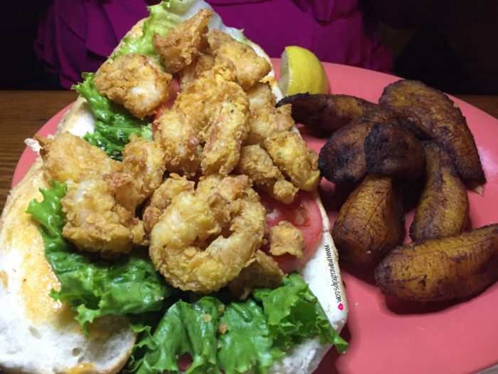 best places to eat key west Caroline's