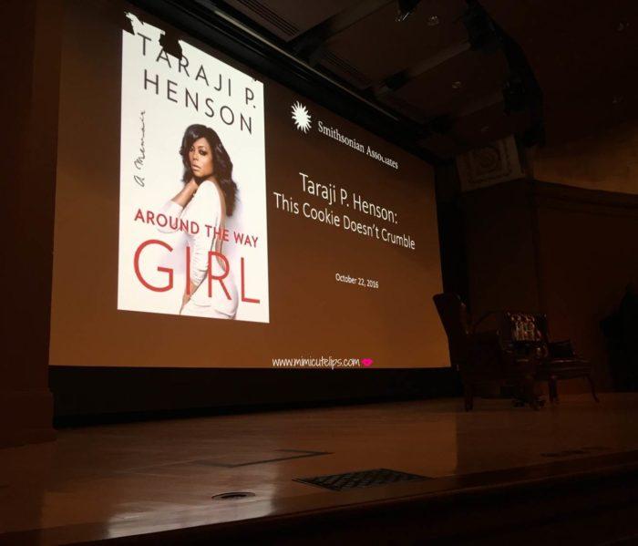 Taraji P. Henson new book