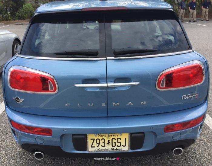 wap a-rally-14 Mini Clubman