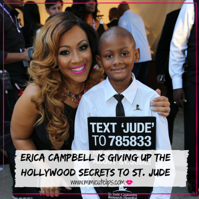 Erica Campbell St. Jude