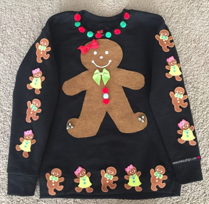 ugly christmas sweater kids