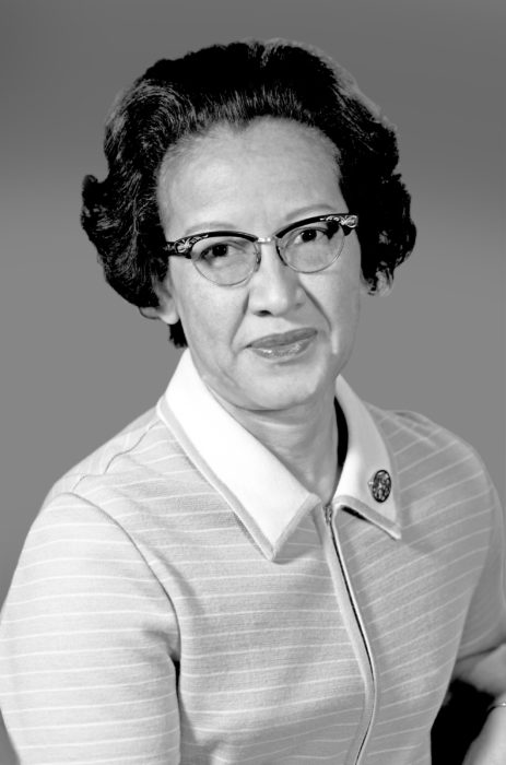 after the women's march Hidden Figures Katherine Johnson