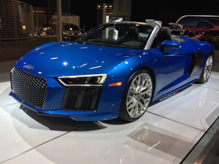 The Washington Auto Show Audi