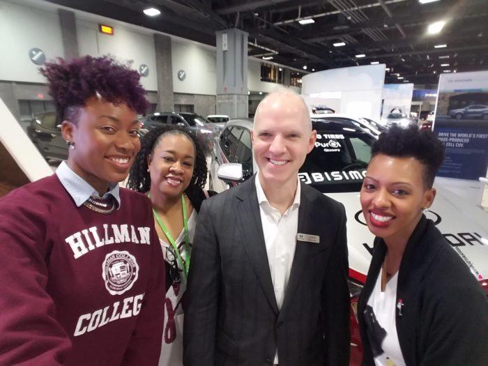 The Washington Auto Show Hyundai