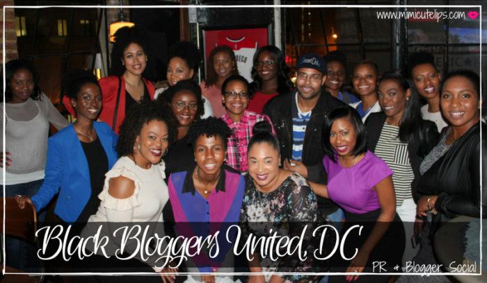 Black Bloggers United, DC