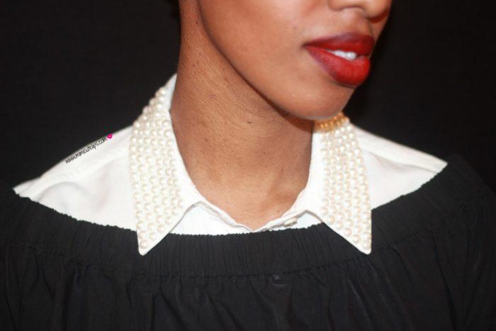DIY Pearl Shirt