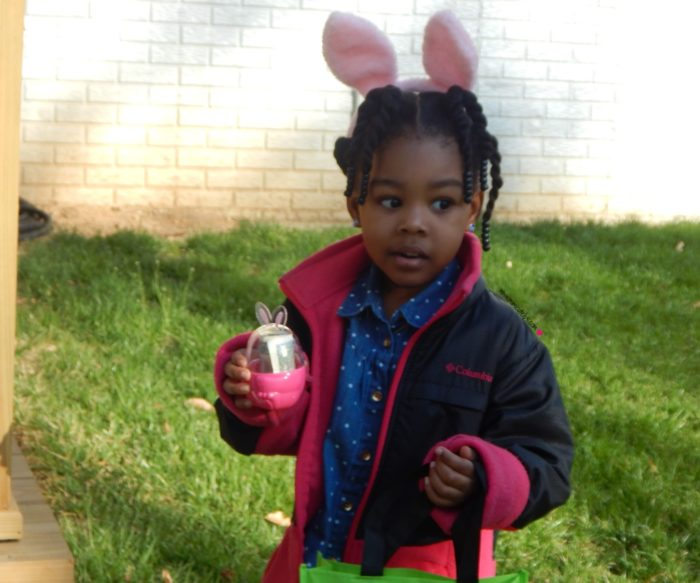 Easter Egg Hunt family activities in dc
