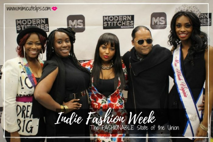 Indie Fashion Week Recap