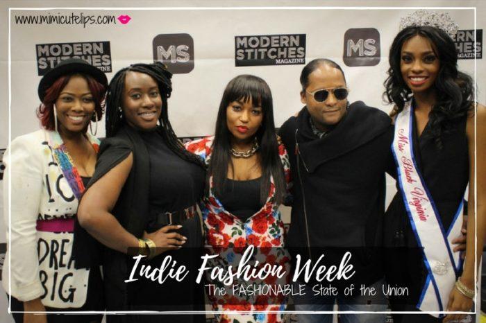 Indie Fashion Week Recap