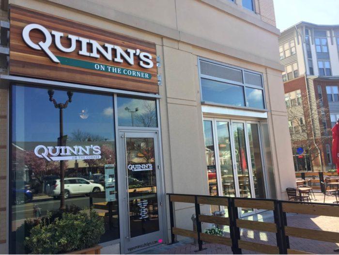 Quinn's On The Corner