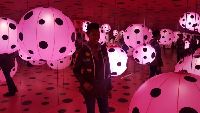 Yayoi Kusama Infinity Mirrors Is The Most Popular In Town