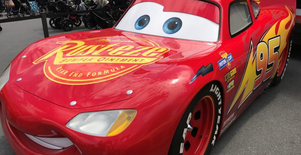 Will You Make A Pit Stop To See Cars 3