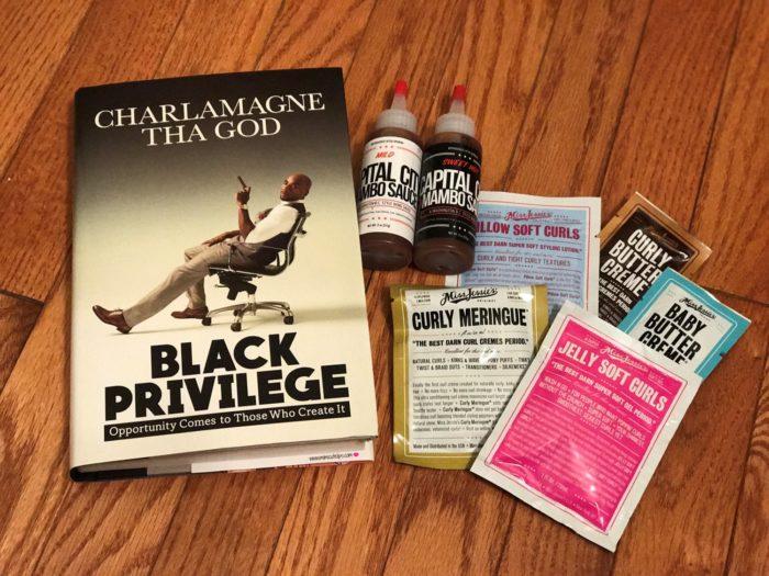 charlamagne tha god book black privilege